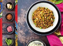comment cuisiner les petits pois comment préparer le keema matar curry d agneau aux petits pois