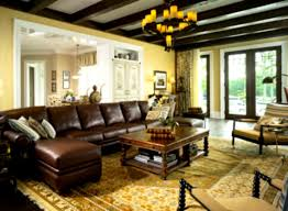 Leather Sofa Living Room Ideas by Decorating With Leather Furniture Most Widely Used Home Design