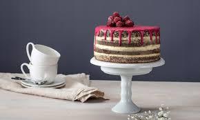schoko nuss layer cake