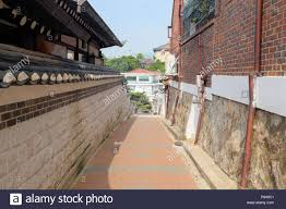100 South Korea Houses Traditional N Style Houses And Architecture At Bukchon Hanok