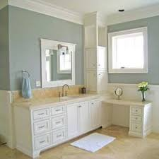 Diy L Shaped Bathroom Vanity by Master Bathroom Layout Of Cabinets Not Style Of Cabinets L Shape