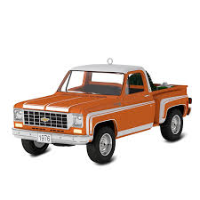 2017 HALLMARK ORNAMENT 1976 C-10 Chevrolet Sport Truck - All ... All American Truck Auto Parts Classic Cars 1967 Ford F100 Pickup Bus Hyibw1734 Nicaragua 1987 Vendo Bus Allnew 2017 Honda Ridgeline At Naias Wins North Of Scs Software On Twitter Set Up For Mats2017 5th Annual California Mustang Club Car And Toy Driving School Best 20 Trucks Sales Mt09b And Www 2018 Nissan Titans I To Compete With Allamerican Extra V16 Ats Mods Truck Cant Go Wrong An Allamerican Kenworth Trucksim