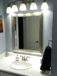 bathroom cabinet lighting fixtures bathroom decorations amazing