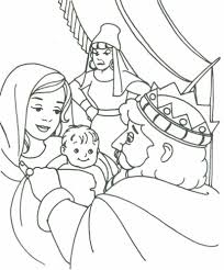 Coloring Pages For King David