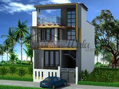 Images Front Views Of Houses by Small House Elevations Small House Front View Designs Simple House