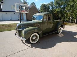 1941 Ford Pickup | Pickups Panels & Vans (Original) | Pinterest ...