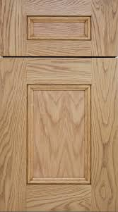 Bridgewood Cabinetsadvantage Line by Brunswick Door In Plainsawn White Oak With Sesame Stain And Wire