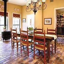 Dining Room Flooring Ideas Living Tile Floor Tiles For Kitchen And With Regard To
