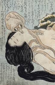 The Dream Of Fishermans Wife By Katsushika Hokusai Via Bloomberg A Selection Ancient Japanese Erotic Paintings