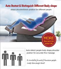 Fuji Massage Chair Usa by Amazon Com Full Body Zero Gravity Shiatsu Massage Chair Recliner