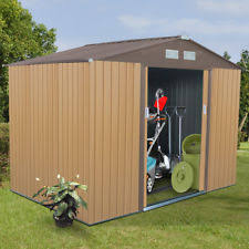 Sams Club Vinyl Outdoor Storage Sheds by Outdoor Storage Shed Ebay