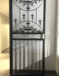Metal Security Doors Louisville Ky and Southern Indiana