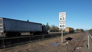 Trucks OK'd For 60 Mph On Most Oregon Interstates   Local ... Speed Limit Signs Sign Limits Big Trucks And Buses Physically Unable To Speed Regulators Suggest Maryland Drivers Alliance Forest Heights Camera Big Rigs On Us Roads Often Drive Faster Than Their Tires Can Ruced In School Zones Public Works City Of Winnipeg Free Images Road Traffic Car Automobile Driving Travel Van Pickup Limits Explained Parkers 80 Mph Limit Coming More Half Wyomings Nikola Corp One Map Shows Michigan Highways That Will See Increase Advisory Wikipedia