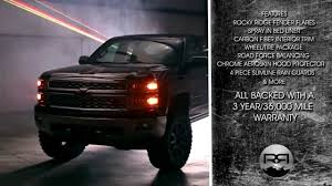 100 Chevy Special Edition Trucks The All New Rocky Ridge Callaway YouTube
