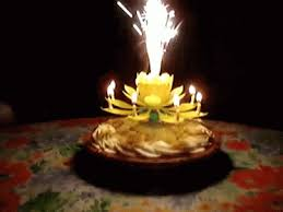The Ultimate Birthday Cake GIF Birthdaycake Flower Candles Discover & GIFs