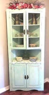 Corner Buffet Cabinet For Dining Room Hutch 1