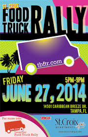 Come See Us At The St. Croix Apartment Complex On Friday, June 27th ... Mobile Dj Truck Tampa Bay Food Trucks Pinterest Street Surfer On Behance Crepe Em Coming San Jose Roaming Hunger Picture 13 Of 50 3 Compartment Sink For Fresh Mayors Fiesta Dtown Partnership Excellent Used For Chevy Chubbinada Saves Lives Will Travel Truck Dream Finally Up And Running Tbocom Our Mobile At Franklin Templeton Foodtruck Livemusic Gmc In Entertaing 1995 Cali Style Catering Benefits Business By