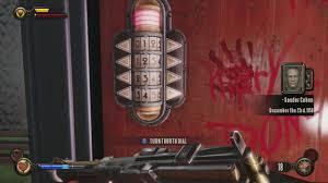 Code Lock BioShock Infinite Burial at Sea Episode 1 Part 3