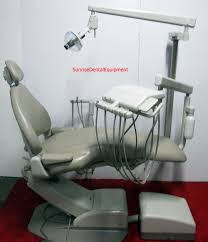 Marus Dental Chair Foot Control by Adec 1040 Cascade Radius Operatory W Built In Acteon Scaler