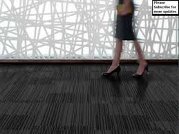 Heavy Contract Carpet Tiles by Collection Of Commercial Carpet Tile Modern Youtube