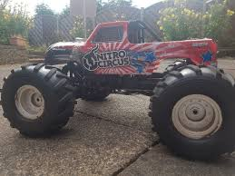 Basher Nitro Circus 4WD Monster Truck 1:8 RC Car | In Leicester ... Jan 16 2010 Detroit Michigan Us January It Doesnt Advance Auto Parts Monster Jam Returns For More Eeroaring Simmonsters Top Ten Legendary Monster Trucks That Left Huge Mark In Automotive Basher Nitro Circus Big Monster Truck Fpvtv Jam Alchetron The Free Social Encyclopedia 18 Scale 4wd Truck Never Used In Lots Of Photos Awesome Travis Pastrana Action Figures Are Here Gear Interview With Spiderman Kid Thrdownsoaring Eagle Casino2016 Wheels Water Hotwheels Nitro Circus Mechanical Madness Trucks 4x4
