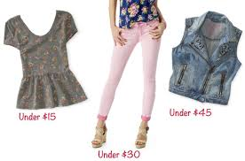 Top Picks For Girls From Aeropostale