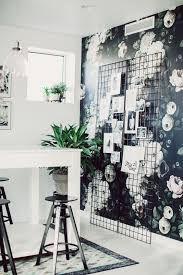 Wire Wall Grid Decor Ideas DIYideas B Design