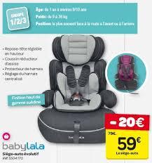 siège auto bébé évolutif carrefour promotion siège auto évolutif babylala siège voiture