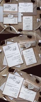 Lace Wedding Invitation Kit Simple Invite Custom Invitations Unique