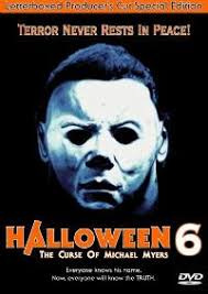 Michael Myers Actor Halloween 6 by Halloween The Curse Of Michael Myers Horror Film Wiki Fandom