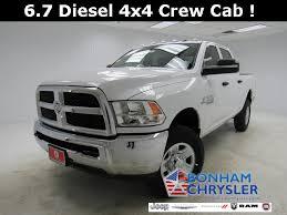 100 Bonham Chrysler Used Trucks 2018 Dodge Ram 2500 Tradesman 3C6UR5CL5JG381746