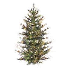 9 Ft Artificial Unlit Christmas Tree by 3 Foot Lighted Christmas Tree Christmas Lights Decoration