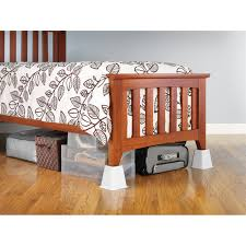 Heavy Duty Bed Risers by Heavy Duty Wood Bed Risers Home Beds Decoration