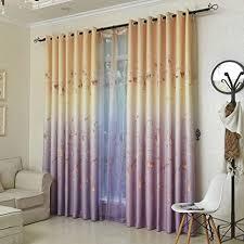 qwasfcds gardinen wind prinzessin schlafzimmer vorhänge