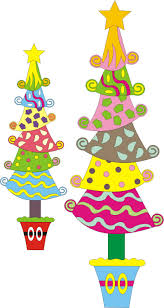 Whoville Christmas Tree Decorations by Whoville