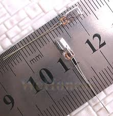 grain of wheat bulbs 20 pcs 3mm clear 12v 100ma mini bulbs