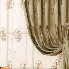 luxus jahrgang chenille blatt beige licht gold