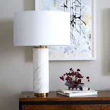 Torchiere Table Lamps Target by Shadeless Table Lamps Buy John Ebony Slate Table Lamp At Johncom