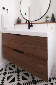 Ikea Bathroom Vanities Without Tops by Best 25 Wall Mounted Bathroom Cabinets Ideas On Pinterest