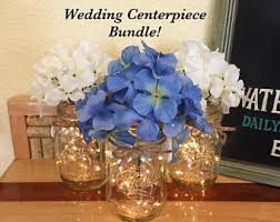 Bulk Of 10 Rustic Wedding Centerpieces Table Centerpiece