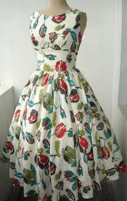 Vintage 50s Style Dress Inspiration Actually Just Got A Couple Patterns This Might