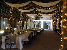 Love The Draping In This Weddings
