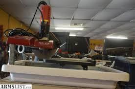 Mk 370 Tile Saw by Armslist For Sale Mk Tile Cutter Mk370