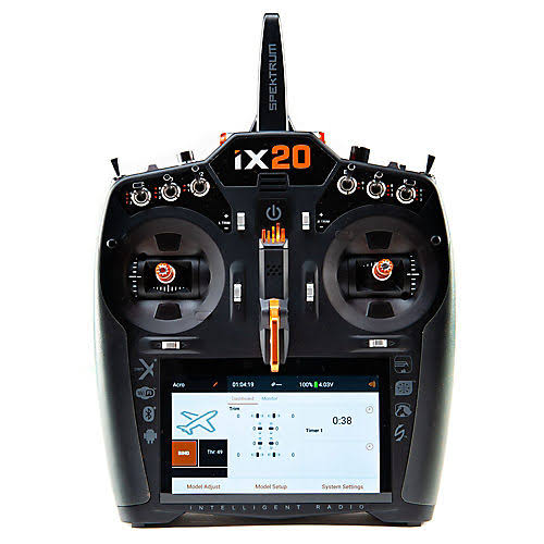 Spektrum ix20 20 Channel Transmitter Only SPMR20100