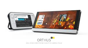Orthus Dual Screen Smartphone Concept on Behance