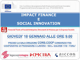 si e social entreprise novità financial tools for social enterprise