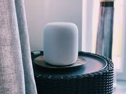 apple homepod wird eingestellt fokussiert sich auf den
