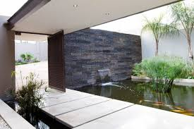 Entrance Pond House Sed - Nico Van Der Meulen Architects ... Garden Creative Pond With Natural Stone Waterfall Design Beautiful Small Complete Home Idea Lawn Beauty Landscaping Backyard Ponds And Rock In Door Water Falls Graded Waterfalls New For 97 On Fniture With Indoor Stunning Decoration Pictures 2017 Lets Make The House Home Ideas Swimming Pool Bergen County Nj Backyard Waterfall Exterior Design Interior Modern Flat Parks Inspiration Latest Designs Ponds Simple Solid House Design And Office Best