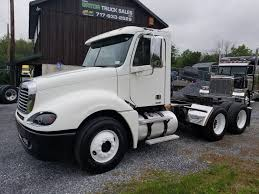 Used Tandem Axle Daycab Trucks For Sale