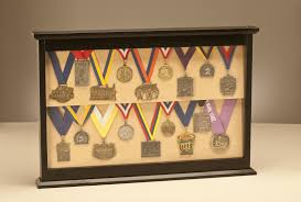 Awesome Way To Display Medals